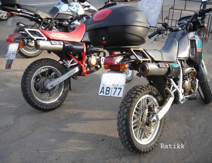 Народ.Ру: Мануал Honda NX 250 ( AX-1) 88-90 гг on